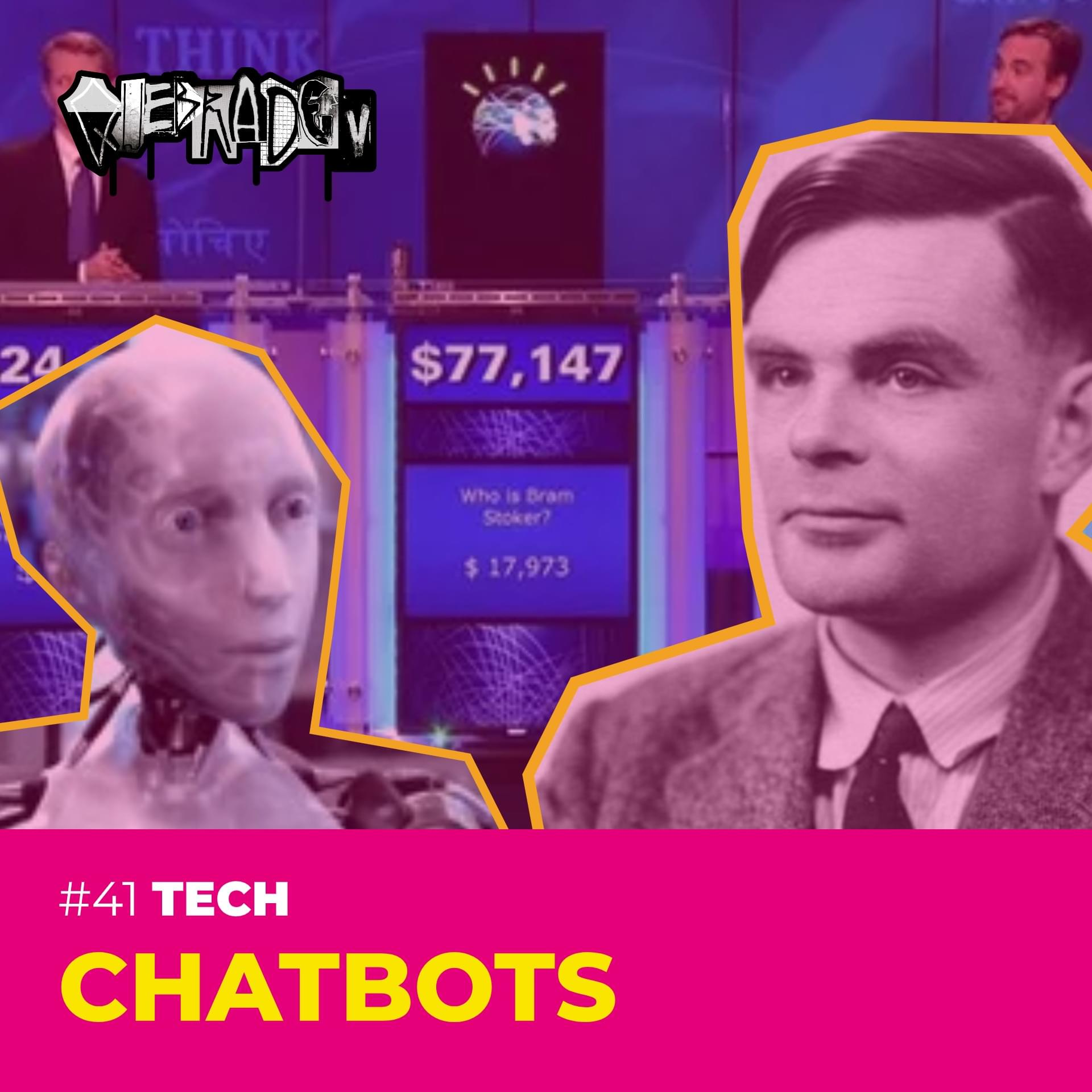 #41 - [Tech] Chatbots Cover